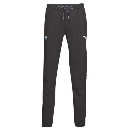 Clothing Men Tracksuit bottoms Puma BMW SWEAT PANT Black