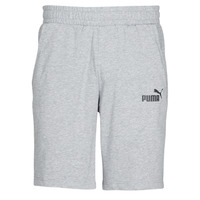 Clothing Men Shorts / Bermudas Puma JERSEY SHORT Grey