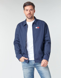 Clothing Men Jackets Tommy Jeans TJM COTTON JACKET Marine