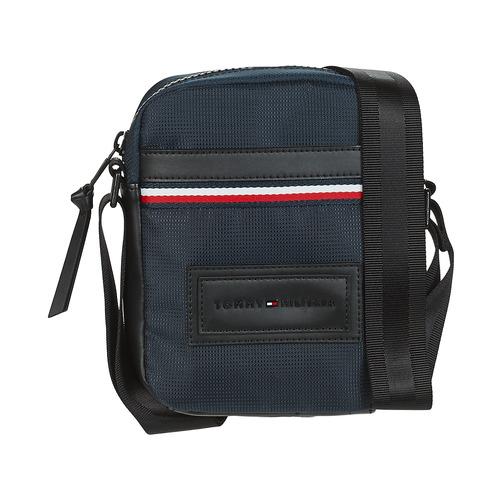 Bags Men Pouches / Clutches Tommy Hilfiger MODERN NYLON MINI REPORTER Marine