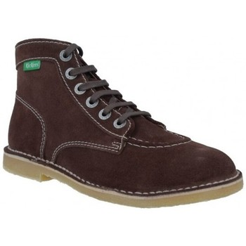 Shoes Women Mid boots Kickers Orilegend 507784 Botas Casual de Mujer brown