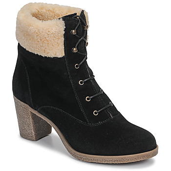 Shoes Women Ankle boots André BOHEME Black