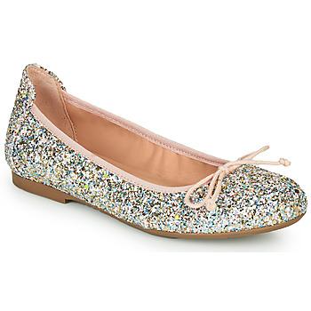 Shoes Girl Flat shoes Acebo's 9807LU-RAME Multicolour