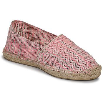 Shoes Women Espadrilles Pare Gabia VP FLUO Pink / White