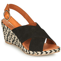 Shoes Women Sandals Pare Gabia NAMEE Black / Brown