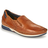 Shoes Men Slip-ons Fluchos JAMES Brown / Marine