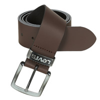 Clothes accessories Men Belts Levi's PILCHUCK Brown