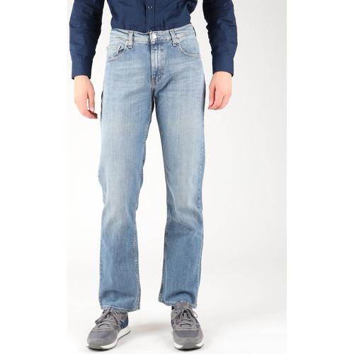 Clothing Men Straight jeans Levi's Levi`s 752-0023 blue