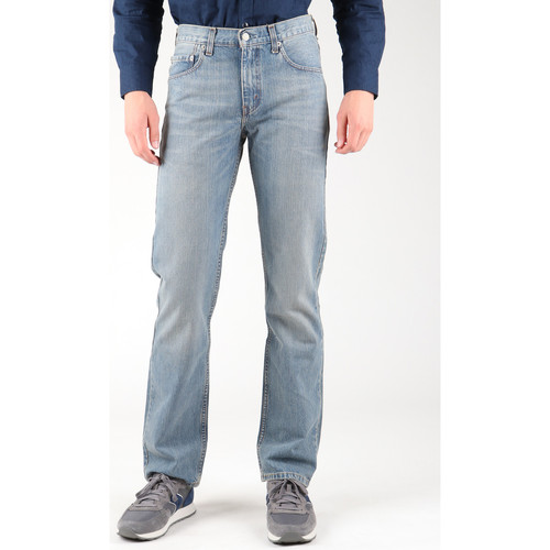 Clothing Men Straight jeans Levi's Levi`s 752-0016 blue