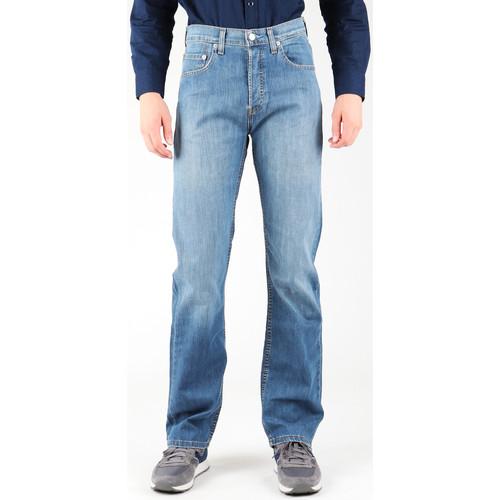 Clothing Men Straight jeans Levi's Levi`s 758-0039 blue