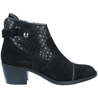 Shoes Women Ankle boots Dansi 1842 Botines Camperos Casual de Mujer black