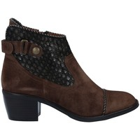 Shoes Women Ankle boots Dansi 1842 Botines Camperos Casual de Mujer brown