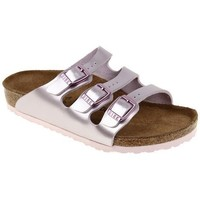 Shoes Girl Mules Birkenstock Florida Kids BF Pink