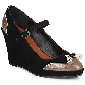 Shoes Women Heels C.Petula MAGGIE Black