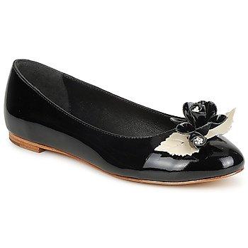 Shoes Women Flat shoes C.Petula MUCHACHA Black
