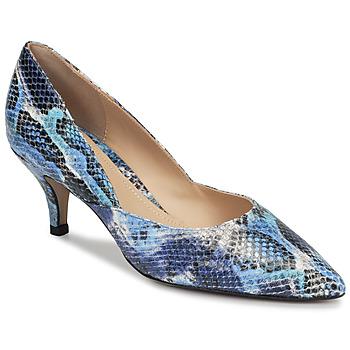 Shoes Women Heels Perlato MOLI Blue