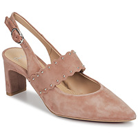 Shoes Women Heels Perlato 11471-CAM-BLUSH Pink
