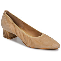 Shoes Women Heels Perlato 11129-VELOURS-MISIA Beige