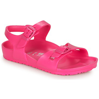 Shoes Girl Sandals Birkenstock RIO EVA Pink