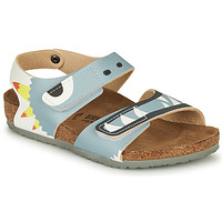 Shoes Boy Sandals Birkenstock PALU Blue