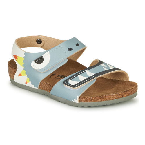Shoes Boy Sandals Birkenstock PALU Blue