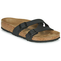 Shoes Women Mules Birkenstock YAO  black