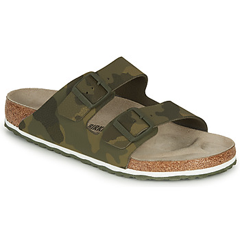Shoes Men Mules Birkenstock ARIZONA Green