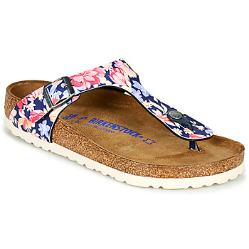 Shoes Women Flip flops Birkenstock GIZEH Multicolour