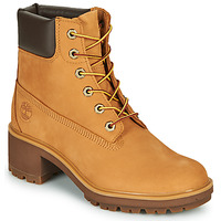 Shoes Women Ankle boots Timberland Kinsley 6 In WP Boot Wheat