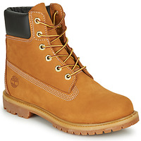Shoes Women Mid boots Timberland Timberland Premium Tan