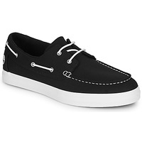 Shoes Men Boat shoes Timberland Union Wharf  black