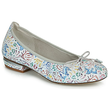 Shoes Women Flat shoes Dorking IREM Multicolour