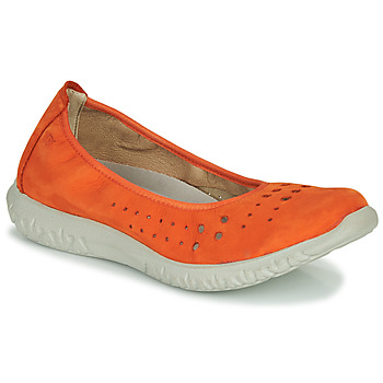 Shoes Women Flat shoes Dorking SILVER Orange