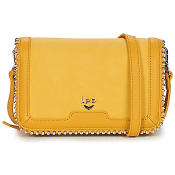 Bags Women Shoulder bags Les Petites Bombes B0402 Mustard