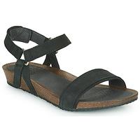 Shoes Women Sandals Teva MAHONIA STITCH Black