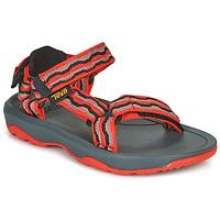 Shoes Girl Sandals Teva HURRICANE XLT2 Red / Black