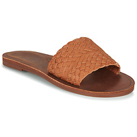 Shoes Women Mules Roxy ARABELLA LX Brown