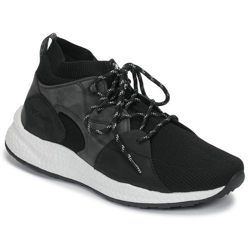 Shoes Men Multisport shoes Columbia SH/FT OUTDRY MID Black