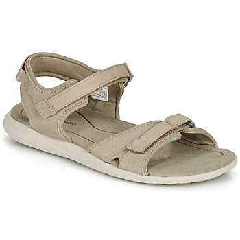Shoes Women Outdoor sandals Columbia COLUMBIA LE2 Beige