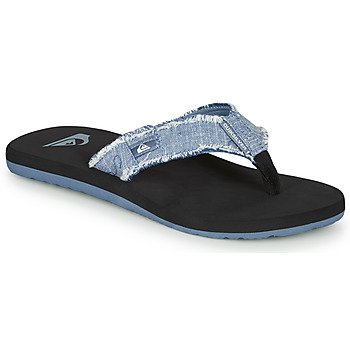 Shoes Men Flip flops Quiksilver MONKEY ABYSS Blue