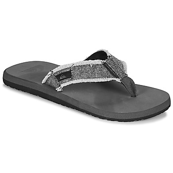 Shoes Men Flip flops Quiksilver MONKEY ABYSS Grey