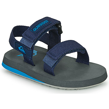 Shoes Children Sandals Quiksilver MONKEY CAGED TODDLER Marine