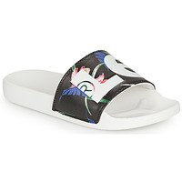 Shoes Women Sliders Levi's JUNE L S Black / White