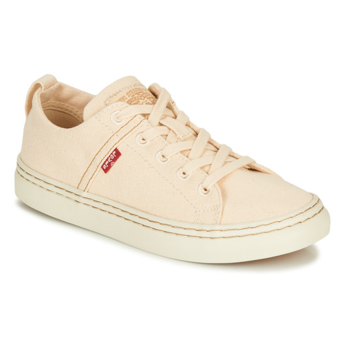 Shoes Women Low top trainers Levi's SHERWOOD S LOW Beige