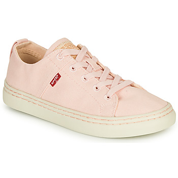Shoes Women Low top trainers Levi's SHERWOOD S LOW Pink