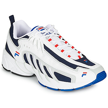 Shoes Men Low top trainers Fila Adrenaline low White / Blue