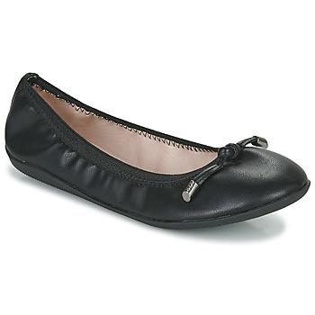 Shoes Women Flat shoes Les Petites Bombes AVA Black