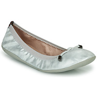 Shoes Women Flat shoes Les Petites Bombes AVA Silver