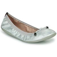 Shoes Women Flat shoes Les Petites Bombes AVA Silver