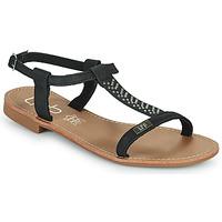 Shoes Women Sandals Les Petites Bombes EMILIE Black
